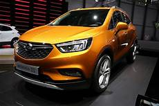 Facelifted Opel Mokka X Is A Sign Of Things To Come For