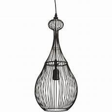 Suspension Design Zagora M 233 Tal Noir 1 X 40 W Seynave