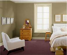 ok i designed 3 rooms with behr s colorsmart using four colors olive deep garnet mochachino