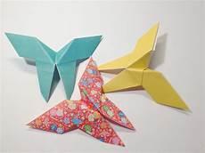schaeresteipapier origami schmetterlinge