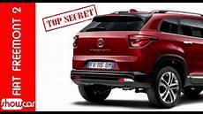 New Fiat Freemont 2017 Exclusive