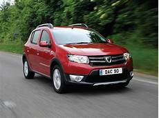 Dacia Sandero Stepway Hatchback Review Car