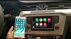apple carplay review on 2016 2017 vw golf variant