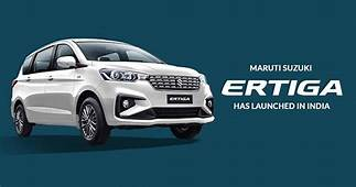 2019 Maruti Suzuki Ertiga Launched With BS 6 Compliant Engine
