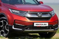 what will the 2020 honda crv look like this is what the updated 2020 honda cr v will look like