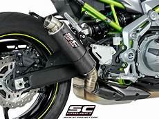 kawasaki z900 exhaust sc project