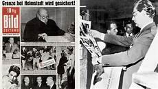 bild zeitung berlin zeitung f 252 r alle 1952 erfand axel springer in einem hotel