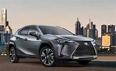 2019 lexus ux msrp colors release date redesign price
