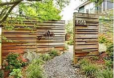 Gartenzaun Selber Bauen Holz - sichtschutz aus holz selber bauen suche garten