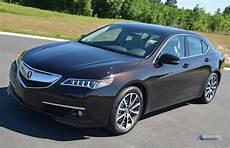 2015 acura tlx v6 sh awd advance package review test