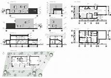 house plan dwg modern house autocad plans drawings free download