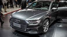 the audi a6 adds a in hybrid powertrain roadshow