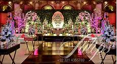 wedding theme ideas in pakistan green walima tulips event management