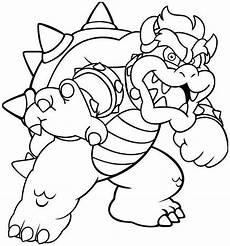bowser para colorear dibujos dibujo de pantera negra