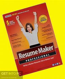 resumemaker professional deluxe 2018 free download