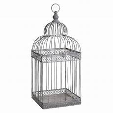 cage oiseau fer forge deco visuel 3