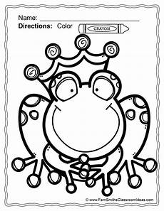 fairytale themed coloring pages 14942 tales coloring pages 42 pages of tale z child care frog coloring pages