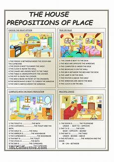 places exercises worksheets 15986 preposition of place worksheet grade 3 306929 myscres aprender ingles vocabulario