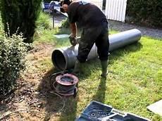 pr 233 paration creusage puits pvc diametre 40 cm