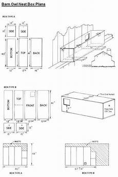 barn owl house plans plans for building your own barn owl box nest home