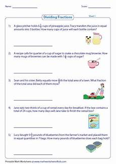 fraction word problems worksheets answers 10973 fraction word problems worksheets
