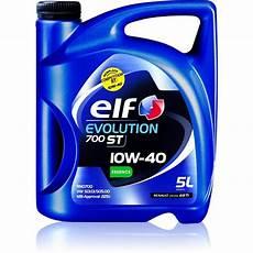 huile moteur 10w40 huile moteur evolution 700 st 10w40 essence 5 l norauto fr