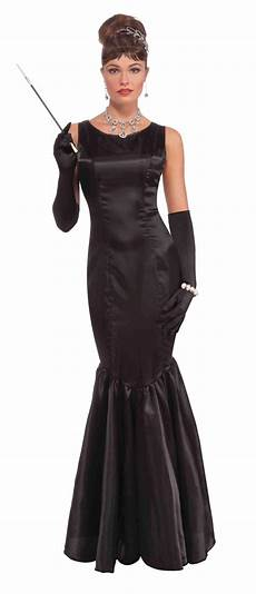 womens hepburn fancy dress costume