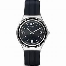 montre swatch homme irony big shiny black ygs132 bijoux