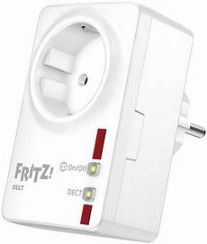 avm dect 200 avm fritz dect 200 intelligent and switchable outlet