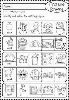 rhyming worksheets 18447 rhyming worksheets by apples and antics teachers pay teachers