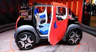 Citroen Ami One Concept Is Like A 2CV From The Future