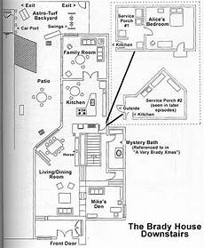brady bunch house plans inside the brady bunch house house floor plans house
