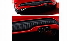 2014 Ford Fiesta ST Teased Before LA Debut &187 AutoGuidecom