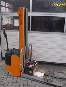 still egv 12 elektro ameise hubwagen stapler 1200 kg