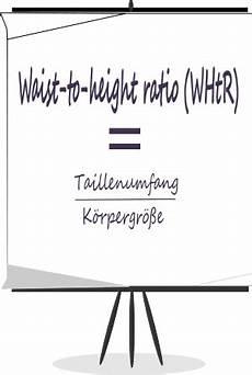 die waist to height ratio whtr wie viele kalorien am
