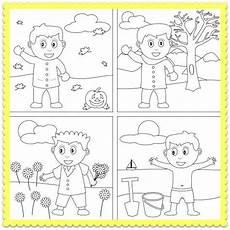 seasons worksheet for kindergarten 14884 image result for four seasons preschool worksheets 4 estaciones a 241 o estaciones a 241 o