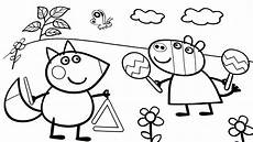 peppa pig drawing at getdrawings free