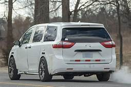 2021 Toyota Sienna Redesign Release Date Price Specs
