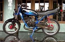 Variasi Motor Rx King by Modifikasi Yamaha Rx King Modifikasi Variasi Freewaremini