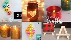 Home Decor Ideas Craft by 6 Home Decorative Craft Ideas Diy Room Decor Handcraft
