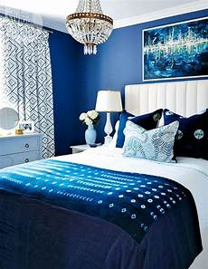 Bedroom Decor Ideas With Blue Walls by Navy Blue Bedroom Design Ideas Pictures