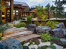 Eberl Residence Organic Fusion Of Rustic And