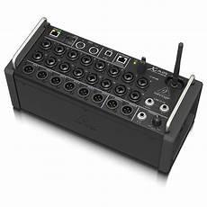behringer xr18 air behringer x air xr18 digital mixer at gear4music