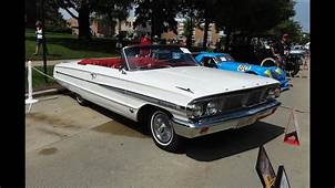1964 Ford Galaxie 500XL Convertible In White Paint  My