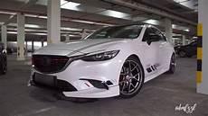 Triplets Mazda 6 With Mv Tuning Kits