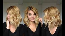 How To Style Waves In Medium Hair