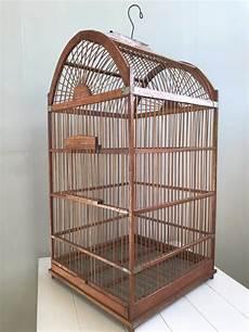 costruire gabbia per uccelli gabbia per uccelli bamb 249 legno catawiki