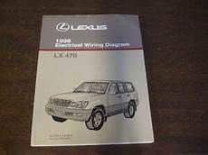 free service manuals online 2000 lexus lx electronic valve timing 1998 lexus lx470 lx 470 electrical wiring diagram service repair manual ebay
