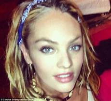 Candice Swanepoel Lifies Assets With Support Of Bra