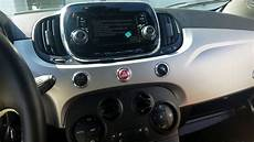 how to remove radio navigation display from fiat 500e